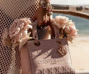 bag, handbag, and bracelet image
