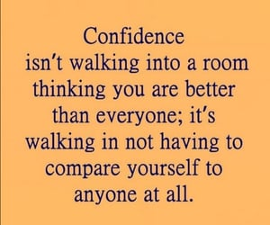 beautiful, compare, and confidence image
