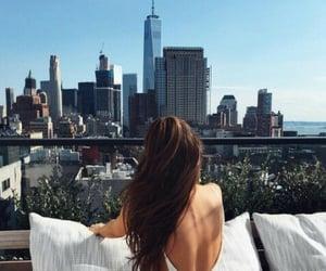 city, home, and city views image