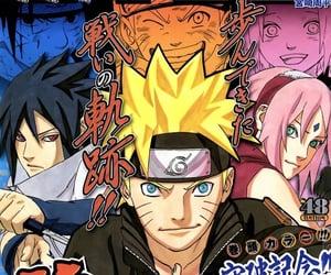 manga and naruto image