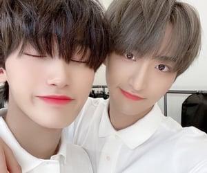 ateez, san, and seonghwa image