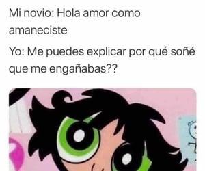 meme, parejas, and sueños image