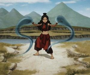 avatar, atla, and waterbender image