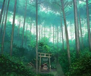 anime and paisajes image