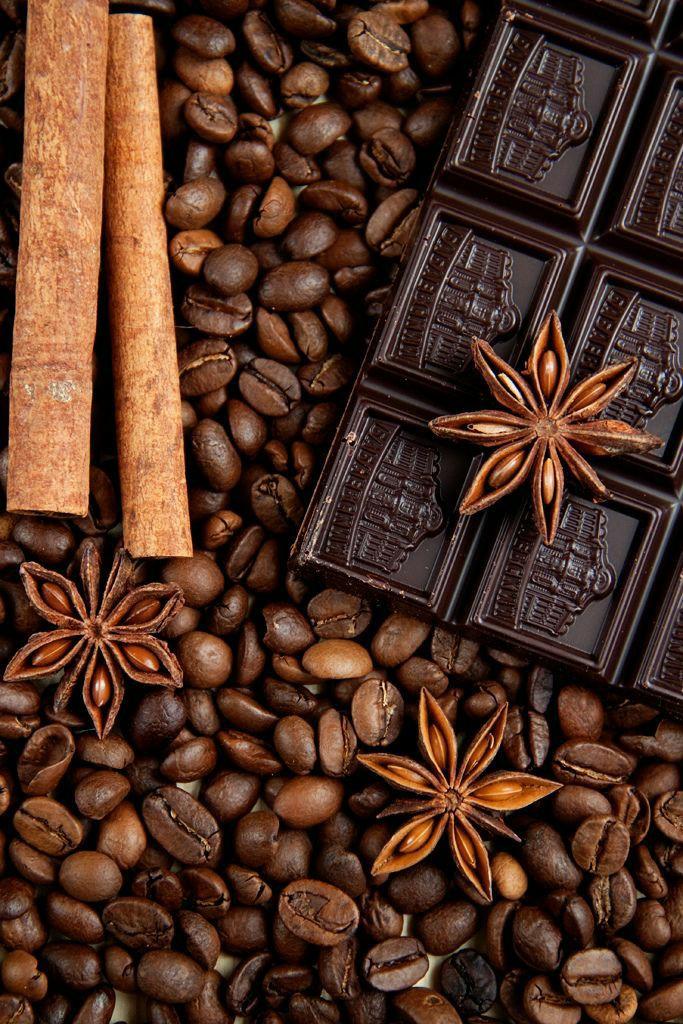 Image de aesthetic, background, and Cinnamon