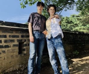 johnny, mark lee, and jaehyun image