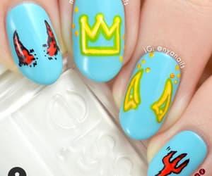 uñas de txt crown image