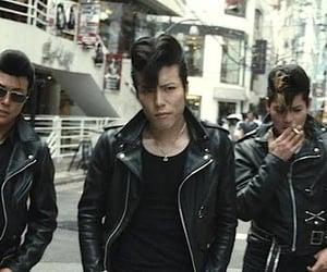 asian, bad boy, and japanese image