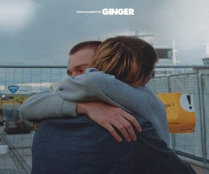 album, cover, and ginger image