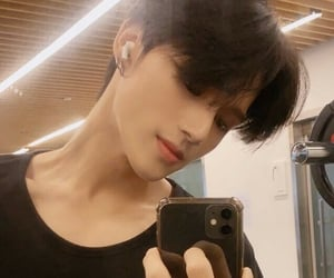 ateez, wooyoung, and jung wooyoung image