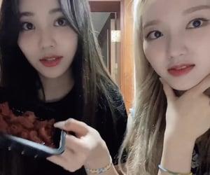 food, kpop, and jinsoul image
