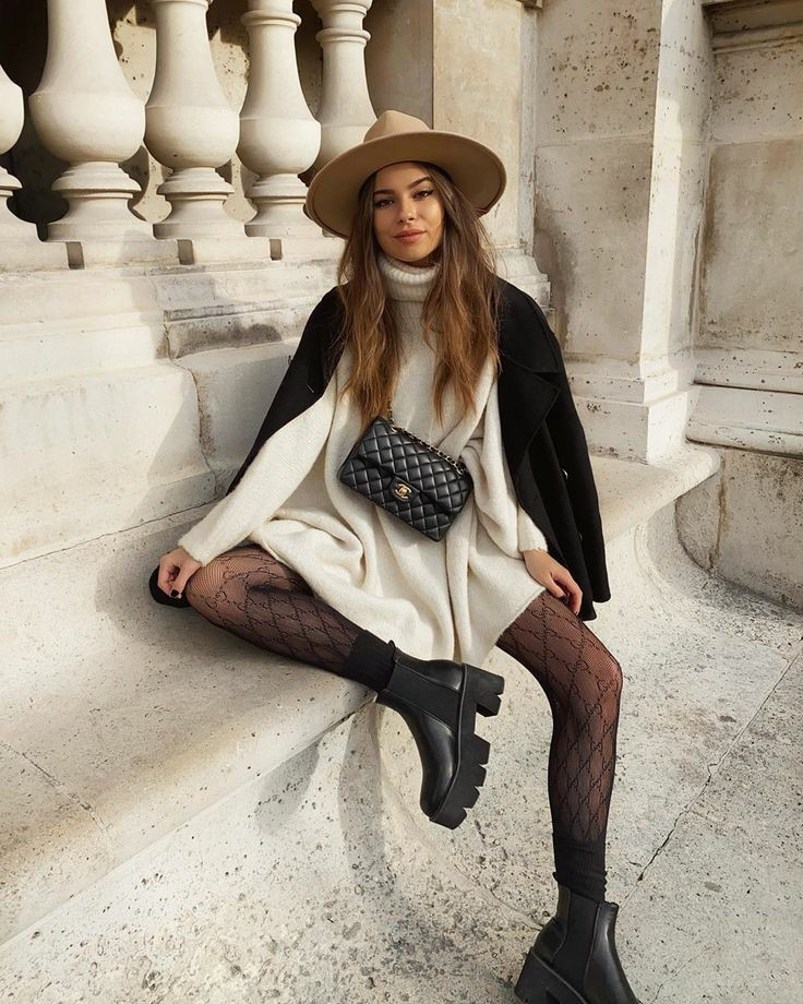 chanel, boots, and fashion image