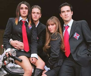 Anahi, RBD, and diego bustamante image