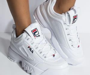 fashion, kicks, and Fila image