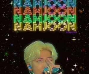 90's, kim namjoon, and aesthetic image