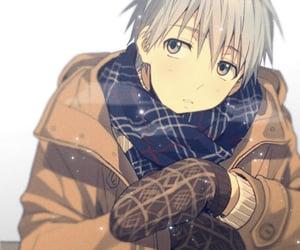 kuroko no basket, anime, and anime boy image