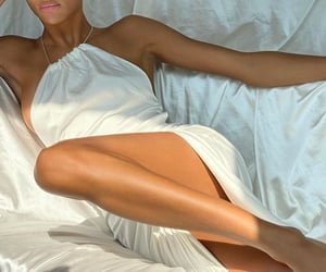 beige, body, and girl image