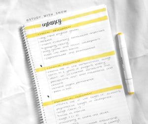 study, studygram, and studyblr image