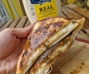 grilled cheese and toast image