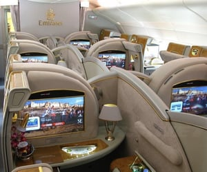 luxury and airplane image