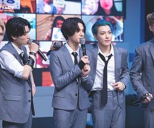 kpop, jongho, and san image