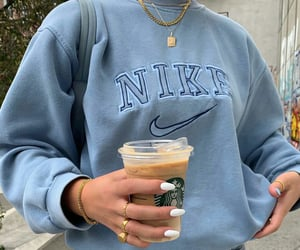 casual, nike, and vintage image