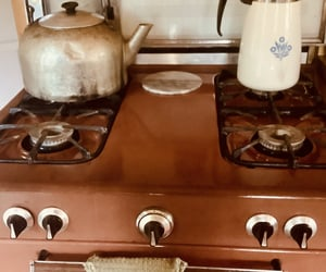aesthetic, oven, and stove image