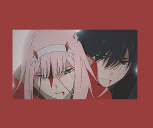 aesthetic, anime, and hiro image