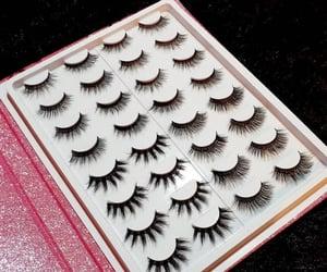 eyelash extensions, mink lashes, and lashbook image