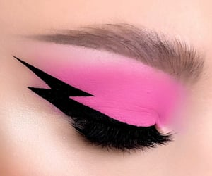 pink, beauty, and cool image