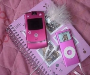 pink, aesthetic, and 2000s image