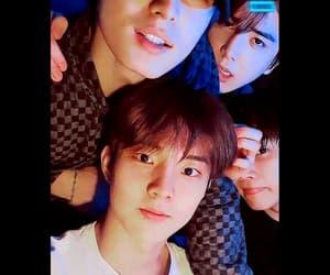 changmin, sunwoo, and the boyz image
