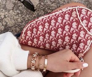 bag, fashion, and dior image