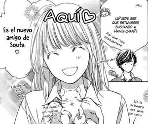 aesthetic, cute girl, and manga image