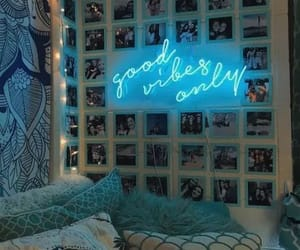 blue, room, and aesthetic image