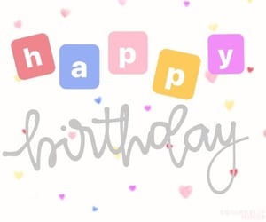 birthday, instagram, and historias image