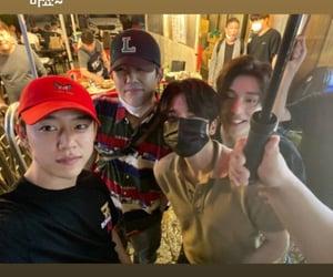asian, youngjae, and choi junhong image