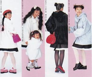anime girl, japanese, and magazine image
