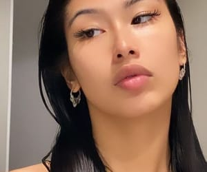 beauty, asian, and girl image