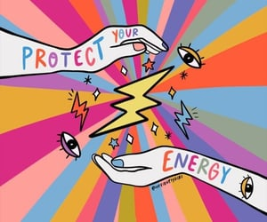 colors, energy, and protect image