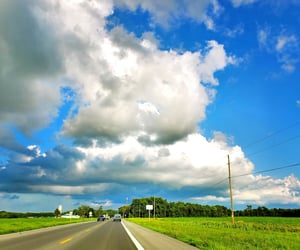cloud, farm, and delaware image