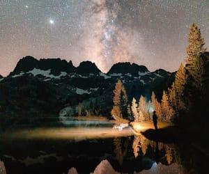 nature, night, and travel image