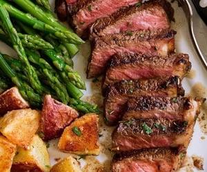 aesthetic, yummy, and beef image