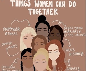 feminism, quotes, and be kind image