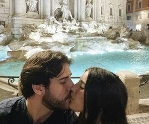 fashion, fontana, and kiss image