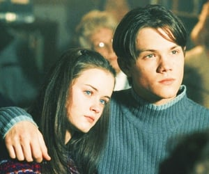 alexis bledel, couple, and gilmore girls image
