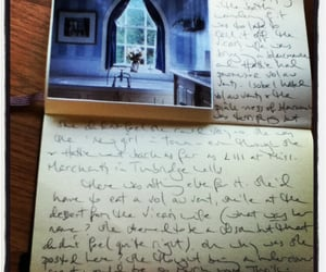 moleskine and writing image