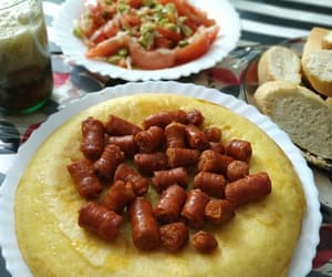 avocado, comida, and dinner image