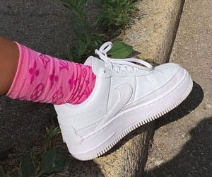 Louis Vuitton, nike, and pink image