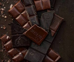 chocolate, dessert, and cocoa image